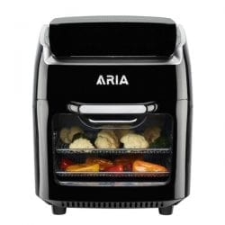 Aria AAFO-880 10-Quart Air Fryer (Black)
