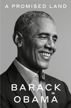Barack Obama A Promised Land (Hardcover Book)