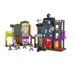 Imaginext DC Super Friends Crime Alley Playset