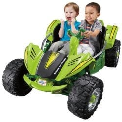 Power Wheels Dune Racer Extreme 12V Battery-Powered Ride On Toy