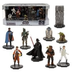 Star Wars The Empire Strikes Back 40th Anniversary Deluxe Figure Play Set