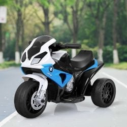 Costway BMW 6V Battery Powered Kids Ride On Motorcycle