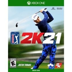 PGA Tour 2K21 Standard Edition (Xbox One)
