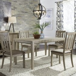 Gracie Oaks Loggins 5-Piece Dining Set