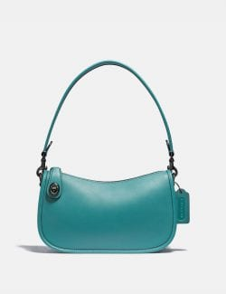 COACH Swinger Bag (Teal)
