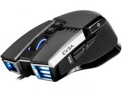 EVGA X17 Ergonomic USB Wired Gaming Mouse