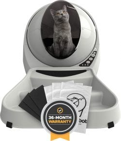 Litter-Robot WiFi Enabled Automatic Self-Cleaning Cat Litter Box