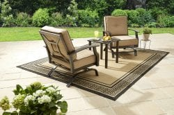Better Homes and Gardens Carter Hills 3-Piece Patio Chat Set