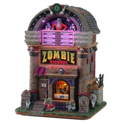 Lemax® Spooky Town® Zombie Records