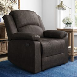 Relax-A-Lounger Lifestyle Solutions Reynolds Standard Manual Recliner